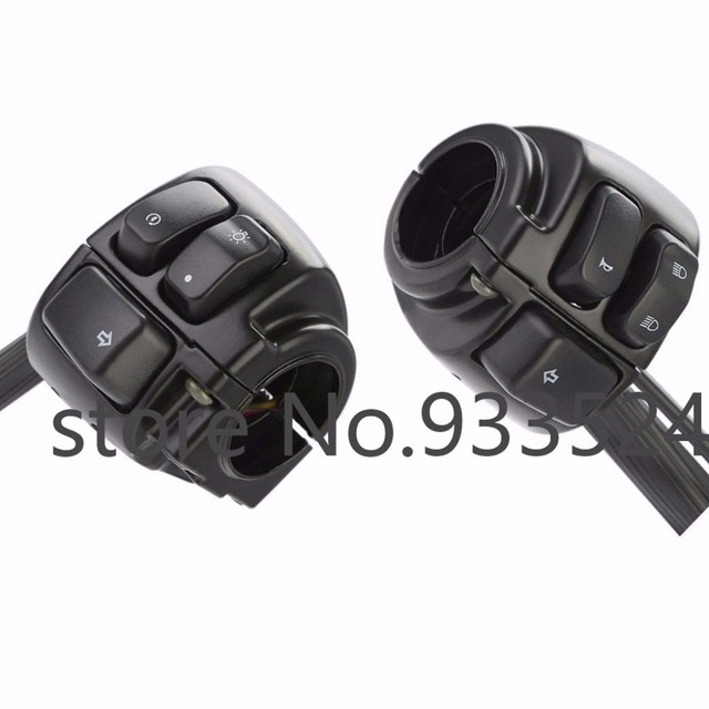 Motorbike 1 Handlebar Control Switches Wiring Harness For Harley Cruiser XL Dyna Softail Sportster 1200 883_640x640 motorbike 1\