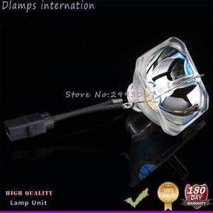 Image 3 - عالية الجودة V13H010L67 استبدال العارض العارية مصباح لإبسون EX7210 1261 واط VS210 VS310 EB W12 EX3210 EX3212 H428A ELPL67