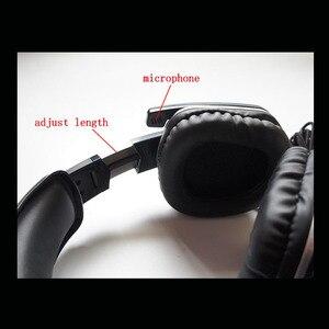 Image 5 - Hoofdtelefoon Gaming Headset 7.1 Sound Usb Bedraad Trillingen Koptelefoon Met Microfoon Pc Laptop Originele Merk Somic G909 Pro