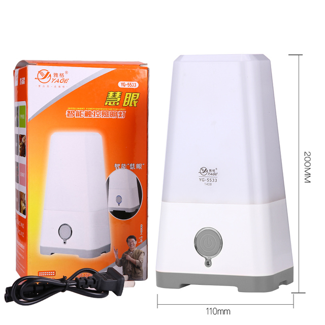 Outdoor camping light rechargeable