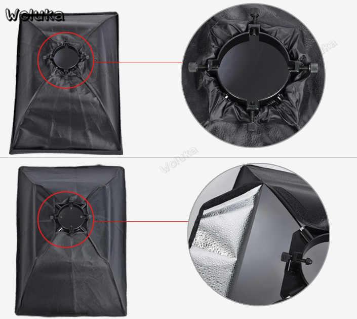 Dẻo Hộp 50*70 CM Hộp đựng đèn phòng thu Nhỏ đèn chụp ảnh chống đỡ Phụ Kiện Thiết Bị CD50 T15