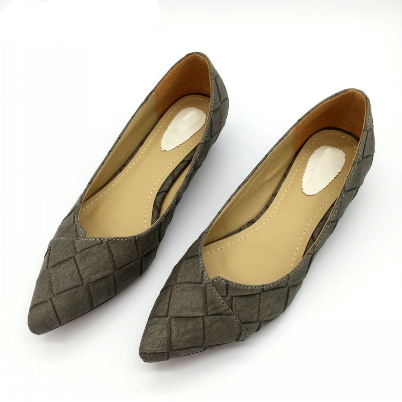 Vintage-Style-Women-s-Pointed-Toe-Pumps-Spring-Autumn-PU-Shallow-Slip-On-Women-Low-Heel (3)