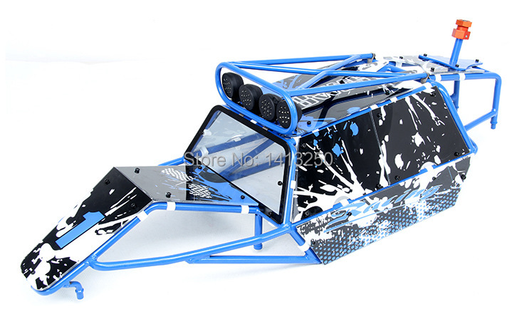 ФОТО baja gt pig cage suite edition ts-h85231  for baja parts, blue  and orange choose ,free shipping.
