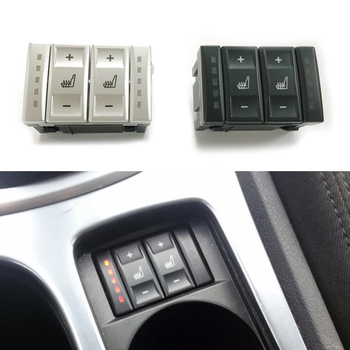 Para ford mondeo mk3 mk4 s-max assento elétrico interruptor de aquecimento aquecido 6m2t-19k314-ac BS7T-19K314-AB