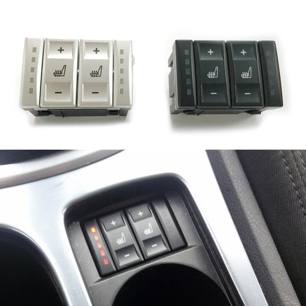 Pour Ford Mondeo MK3 S-Max Électrique Siège Commutateur Chauffée Chauffage Interrupteur 6M2T-19K314-AC BS7T-19K314-AB
