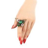 גדול בציר הגעה חדשה טבעות אבן טבעי נשים טבעות אצבע להקות חתונת מתכוונן איכות גבוהה Jewerly האופנה Bague