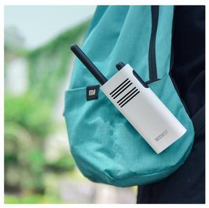 Image 3 - XIAOMI Mijia BeeBest A208 Handheld Walkie Talkies Blue 3350mAh 5W 1 5KM Two Way Radio for Outdoor Indoor Building Security