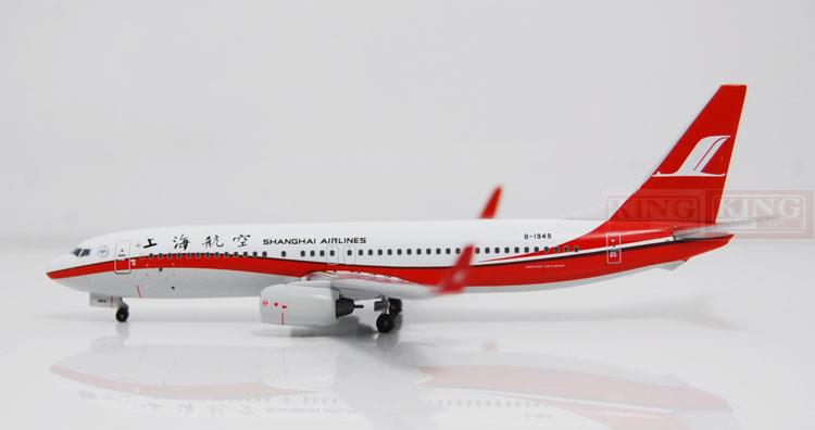 WT4738029 Witty Shanghai Airlines B-1949 1:400 B737-800/w commercial jetliners plane model hobby special offer wings xx4361 jc singapore wins an aviation 9v mga 1 400 b737 800 w commercial jetliners plane model hobby