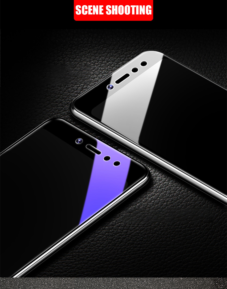 3Pcs Full Cover Tempered Glass For Xiaomi Redmi Note 7 6 5 Pro 5A 6 Screen Protector For Redmi 5 Plus 6A Protective Glass Film 12