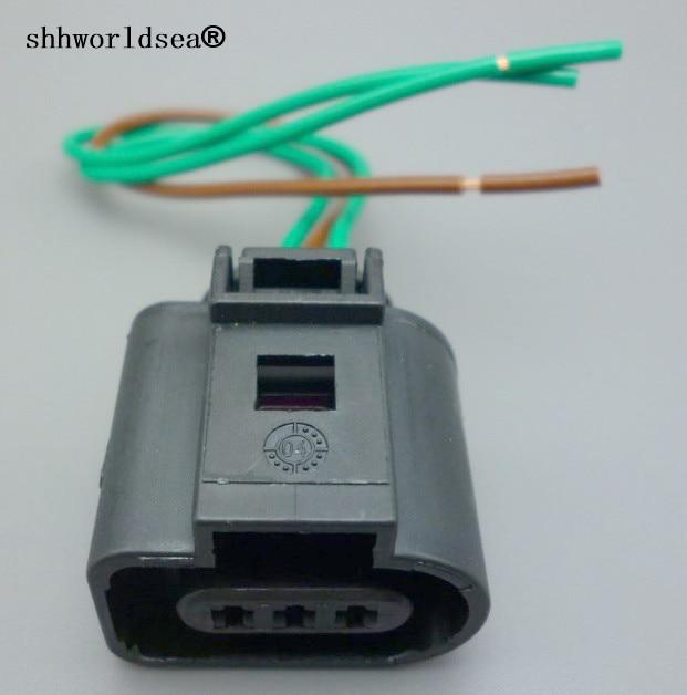 Finishing Kit VW AUDI VAG 4 pin connector plug PRE WIRED 4B0973712 4B0 973 712
