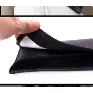 Image 3 - ユニバーサルカバー肩繊維革の質感 bmw ホンダアウスバル高級車は、疲労を軽減