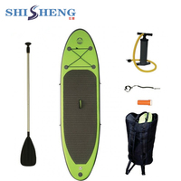 SHICHENG popular inflatable stand up paddle board inflatable SUP board