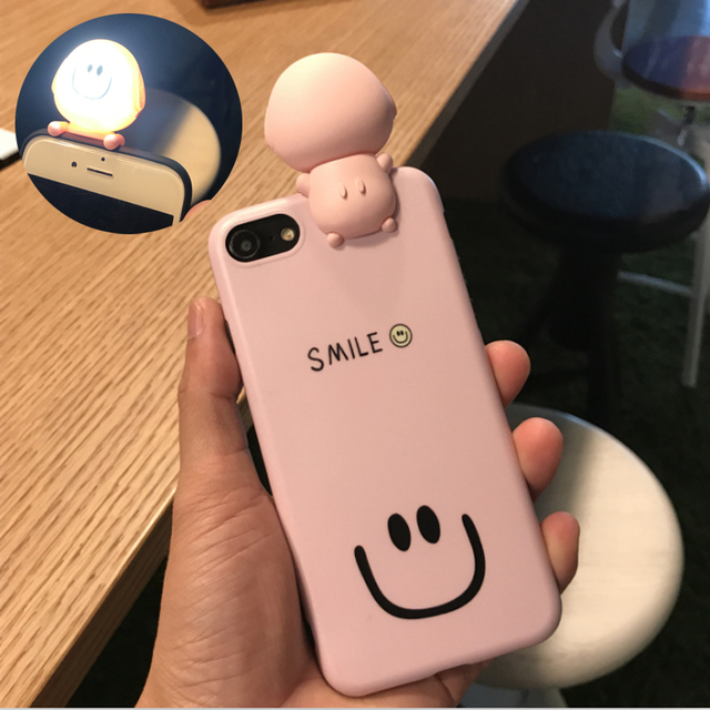 coque iphone 7 smile