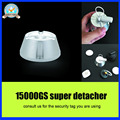 The best eas security tag detacher 15000GS magnetic hard tag remover for eas anti theft system shoplifting prevention system