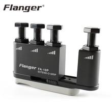 Flanger FA-10P палец тренажер Выдвижная и прочность Регулируемый аксессуары для гитары укулеле/гитары/скрипки палец тренер