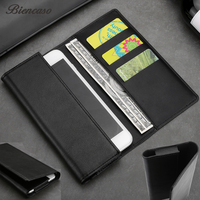 For Huawei P10 Lite Nova 2 P8 P9 Plus Case Universa Leather Pouch Bags Phone Cases for Y5 2017 Y7 Prime Mate 10 Honor 6C Bag B89