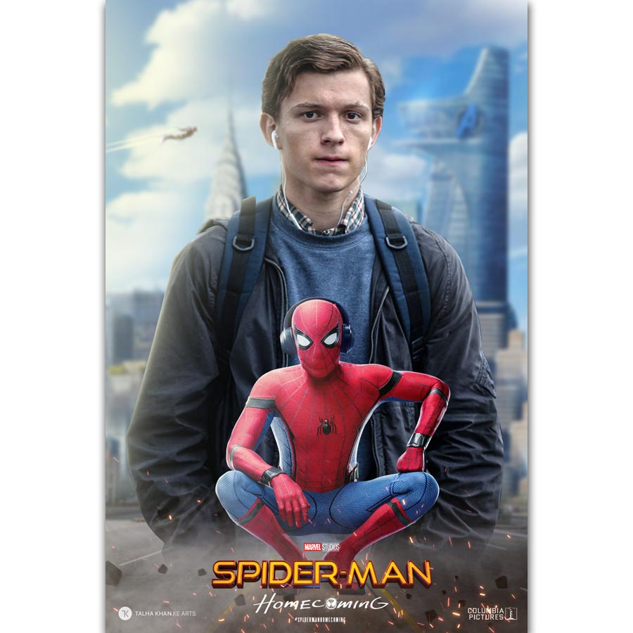 fx536 new spider man homecoming 2017