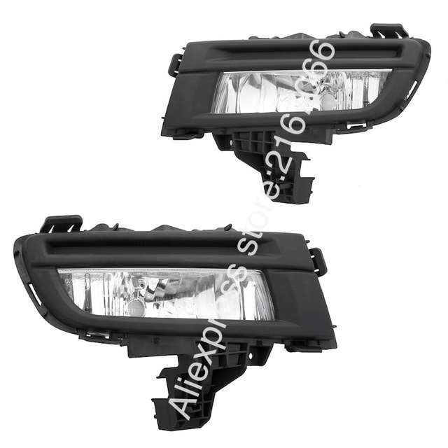 Fog Lights Fits Mazda 3 2004 2005 2006 2007 2008 Sport Per Clear Driving Lamps Pair