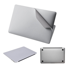 RYGOU Laptop Sticker Decal Guard for MacBook Air Pro Retina Full Body Protective Skin with Screen Protector & Keyboard Cover