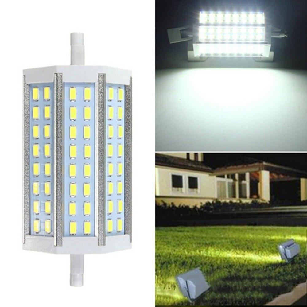 R7S 5730 LED Bulbs 10W AC85-265V 118mm LED Light Lamp Super Bright Energy Saving Corn Light Non-dimming Spotlight Bulbs e27 led lamp bulbs 100v 240v white warm light energy saving bright 4 kind