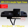 """Free shipping CCD 1/3"""" Car Rear view Camera Parking Back Reversing Camera For Ford Focus(3)/2008/2010 For Focus(2) Night vision"""