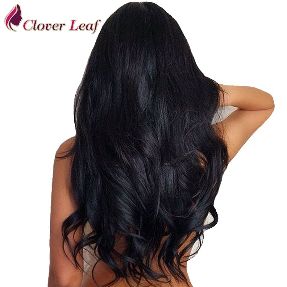 Body Wave Wig 360 Deep Part Lace Front Human Hair Wigs For Black Women Brazilian Remy Preplucked With Baby Hair Full Ends(China)