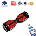 6,5 Inch Selbst Ausgleich Elektrische Hoverboard Skateboard Batterie Roller Electrico Gyroskop Zwei Rad Elektrische Hoverboards APP USB