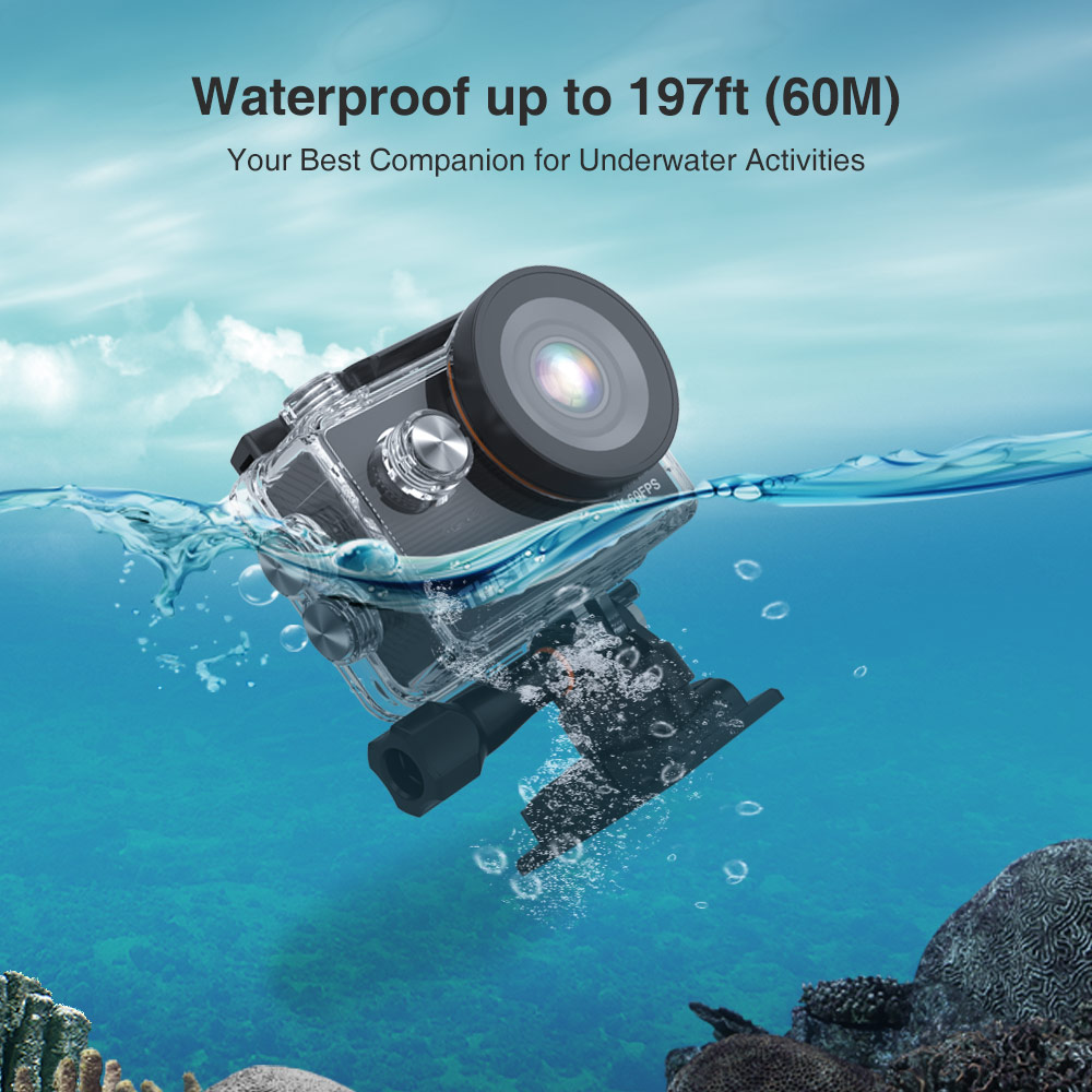 ThiEYE T5 Pro Real Ultra HD 4K 60fps 9
