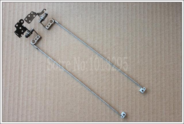 Original dobradiça LCD Para packard bell EasyNote TE11 TE11HR TE11BZ TE11HC TE11HR TE11 TE11-BZ-HC Base Tampa Dobradiças Esquerda + Direita