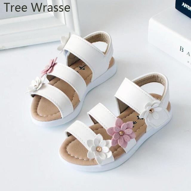 0db954dd9 Árbol wrasse niños marca s Sandalias Niñas Sandalias 2018 niños de la  manera del verano Zapatos