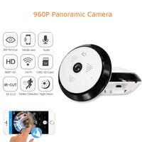 BabyKam HD Fisheye IP Camera 960P 360 Degree Panoramic CCTV Camera 1 3MP Home Surveillance Camera