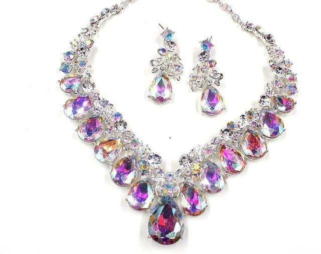 Wedding Jewelry Sets Bridal...