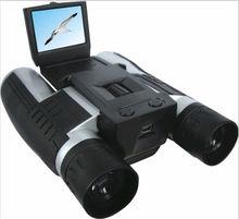 "Professional 12×32 HD Binocular Telescope CMOS 5 MP digital camera  2.0"" TFT full hd 1080p telescope video camera"