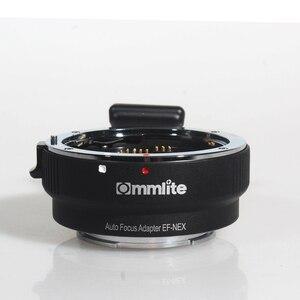 Image 1 - COMMLITE Auto Focus Mount Adapter EF NEX for Canon EF to Sony NEX Mount