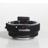 COMMLITE Auto Focus Mount Adapter EF NEX For Canon EF To Sony NEX Mount