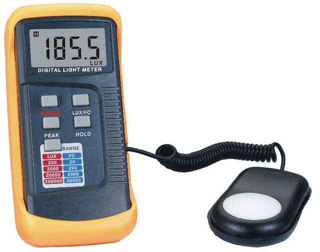 Lux Digital Light Meter Luxmeter Meter