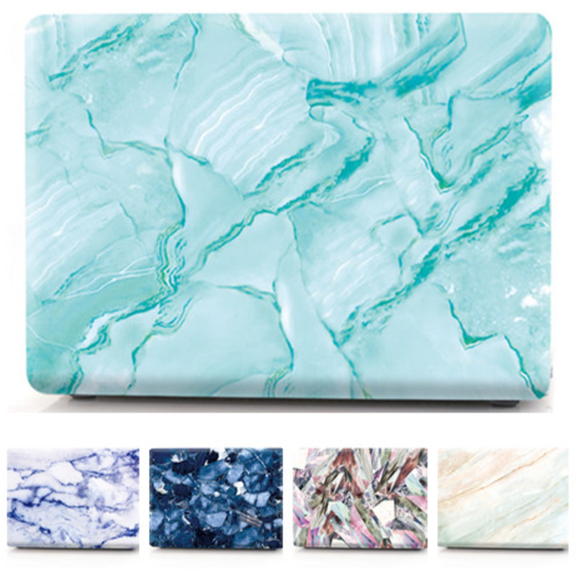 half off 4348f 797f2 US $11.0  Aliexpress.com : Buy For Macbook Air Pro Retina 11 12 13 15  Marble Case for Mac Book 13.3'' 15.4'' A1369 A1466 A1278 Cover 11 13 15  inch ...