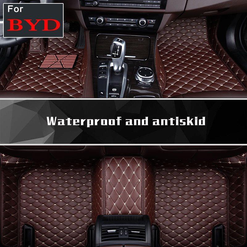 Autocollant De Voiture étanche Compatible Tampon Autocollant Pour Byd F3 G3 G3r M6 L3 G5 G6 S6 S7 E6 Ev300 100 E5 Max F0 F3r F6