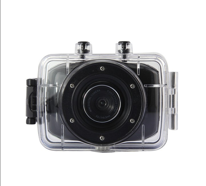 F08410/4 720P Full HD Action Camcorder Sprot DV DVR Outdoor Head Helmet Camera 20M Waterproof 2.0inch TFT LCD Touch + zk150tn dv 15 inch 1024x768 4 3 hd metal case open frame