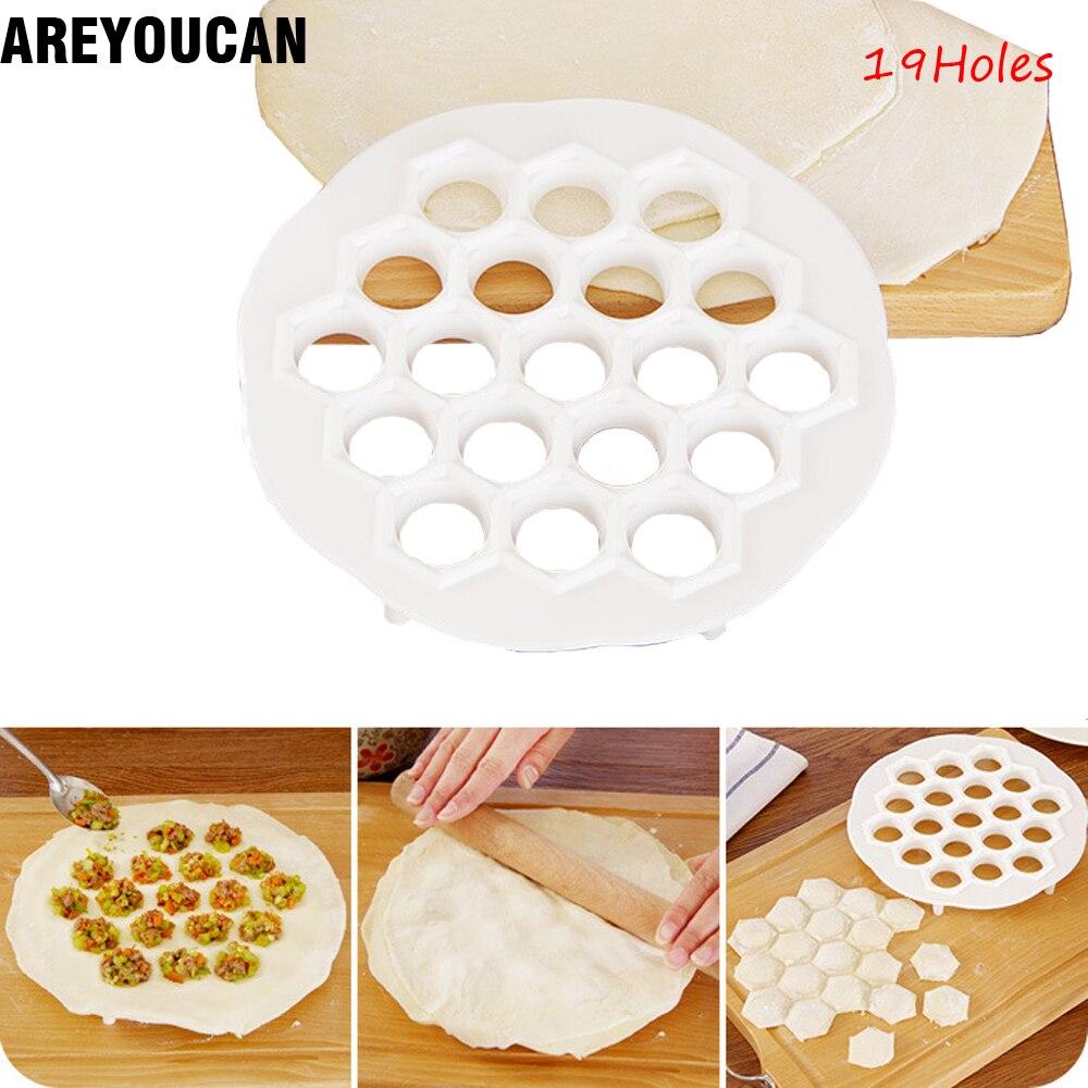 Aliexpress.com : Buy 19 Holes DIY Quick Dumplings Maker mould ...