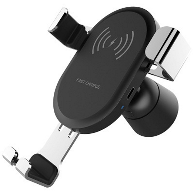 Wireless Car Charger Adapter For Mobile Phone 8 8 plus x xs For Samsung Galaxy S9 S8 Car Charger Quick Charge 3.0