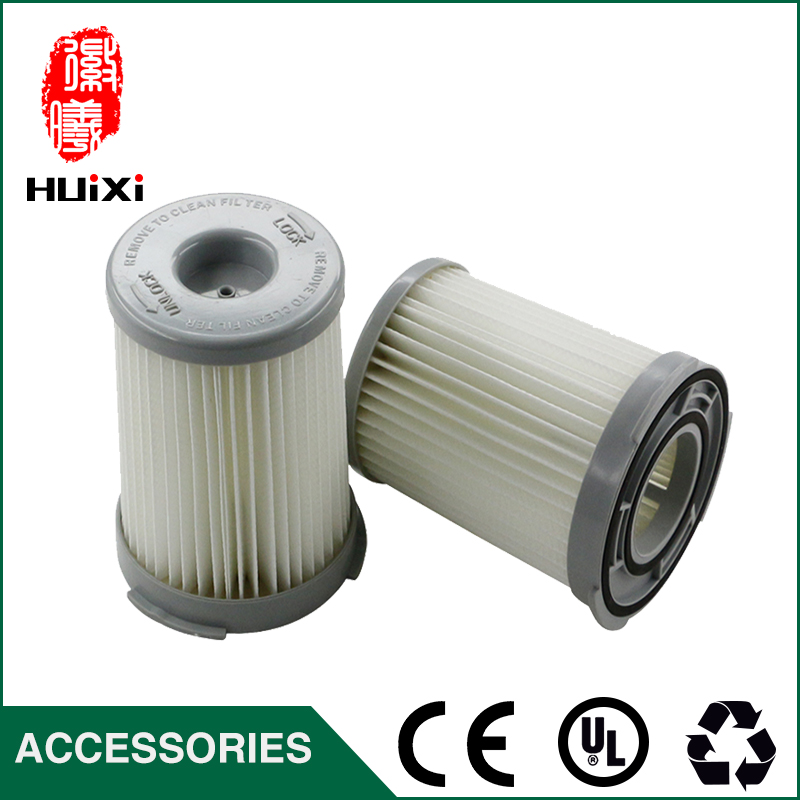 2 PCS  Gary hepa filter with high quality for vacuum cleaner parts replacement air filter for Z1650 Z1660 filter vacuum cleaner eup hepa vh806 filter replacement parts
