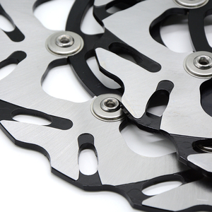 Image 4 - High Quality 2PCS CNC Motorcycle Front Floating Brake Disc Rotor For SUZUKI GSXR1300  gsxr 1300 1999 2007