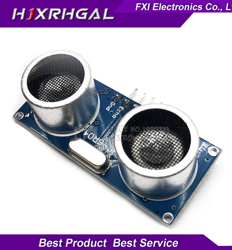 1 pcs Ultrasonica del Modulo HC-SR04 Distanza di Misura del Trasduttore Sensore HC SR04 HCSR04 sensore di trasduttore ad ultrasuoni