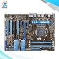 Для Asus P8H67 Оригинальный Используется Для Рабочего Материнская Плата Для Intel H67 Сокет LGA 1155 Для i3 i5 i7 DDR3 32 Г ATX