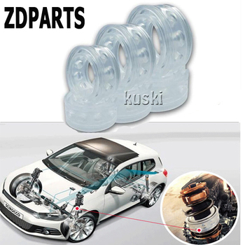 ZDPARTS 2PCS For Honda Civic Accord Fit CRV HRV Toyota Corolla Avensis Rav4 Fiat 500 Car Styling Spring Bumper Shock Absorber image