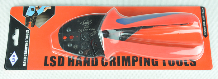 S-02H coaxial rg58 rg59 cable BNC connector crimping tool