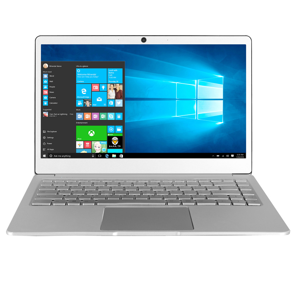 Jumper EZbook X4 Notebook Intel Gemini Lake J3455 4GB RAM + 128GB SSD 14.0 Inch Windows 10 Laptop