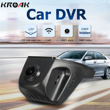 Big sale Novatek Wireless WIFI Car DVR Registrator Digital Video Recorder Camcorder Dash Camera Cam HD 1080P Night Version G-sensor