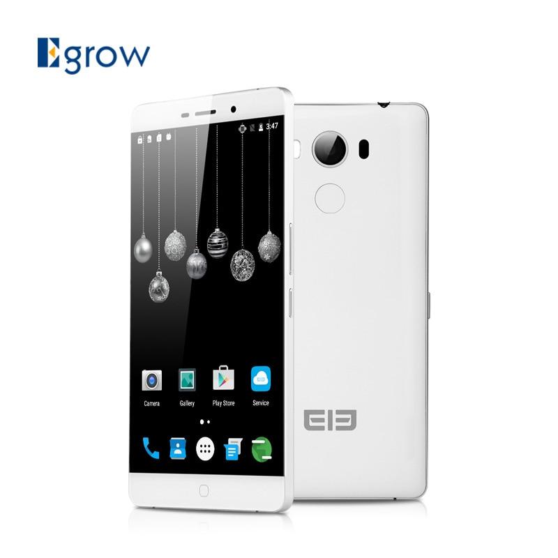 bilder für Elefon P9000 Android 6.0 Handy MT6755 Octa-core 4 GB RAM + 32 GB ROM Handy 5,5 zoll 13.0MP Fingerprint ID Smartphone